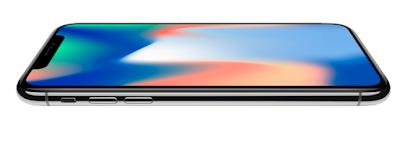 Layar iPhone X
