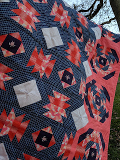 pineapple quilt by Charm About You