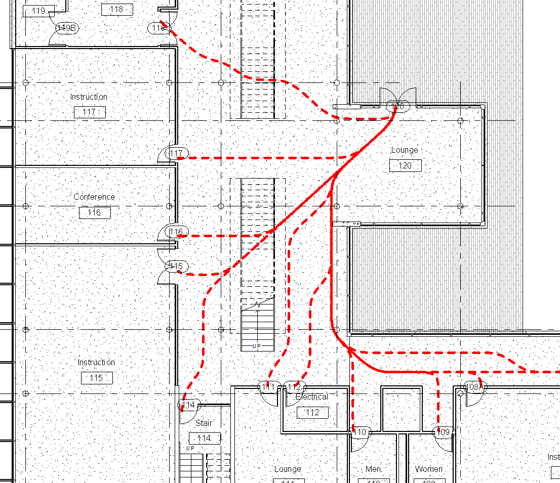 Revit Add-Ons: Fire Exit Route Computation with Dynamo
