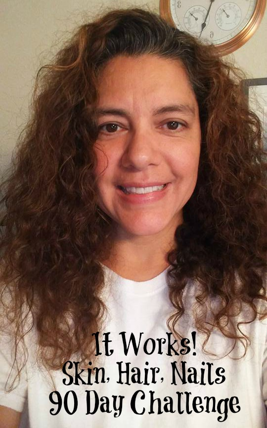 Homeschooling 6: It Works! Hair, Skin, Nails (water)