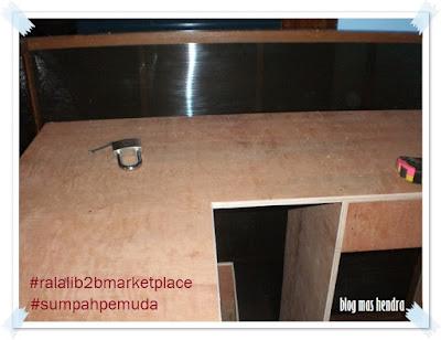 Pembuatan Meja Warnet - Blog Mas Hendra