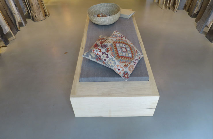 Ninn Apouladaki shop - Marseille