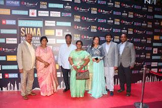 Celebrities at SIIMA Awards 2018 Photos Set 2