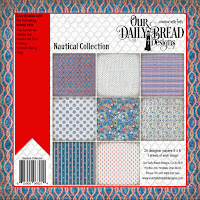ODBD Nautical Paper Collection