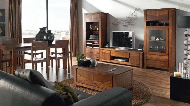 Muebles en estilo colonial ideas decoraci n ig - Muebles de salon colonial ...