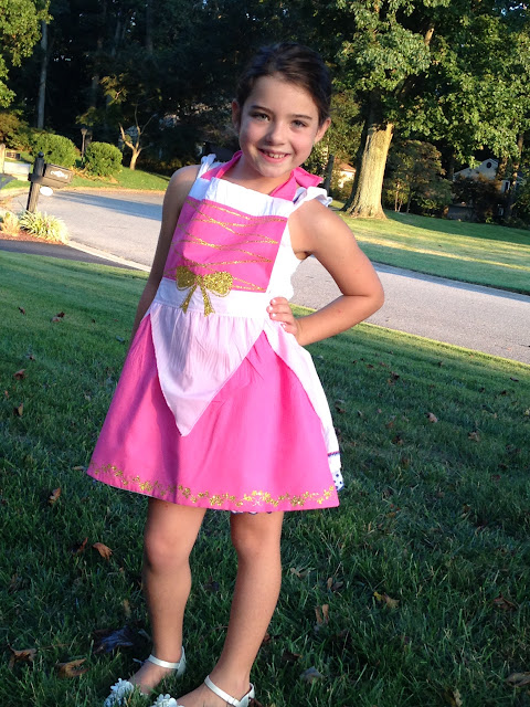 Silhouette Studio, HTV, heat transfer vinyl, princess costume, halloween costume, DIY, do it yourself, free cut file