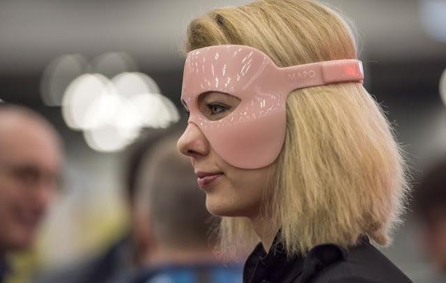 Masker Kecantikan yang Bisa Periksa Karakteristik Wajah Kamu