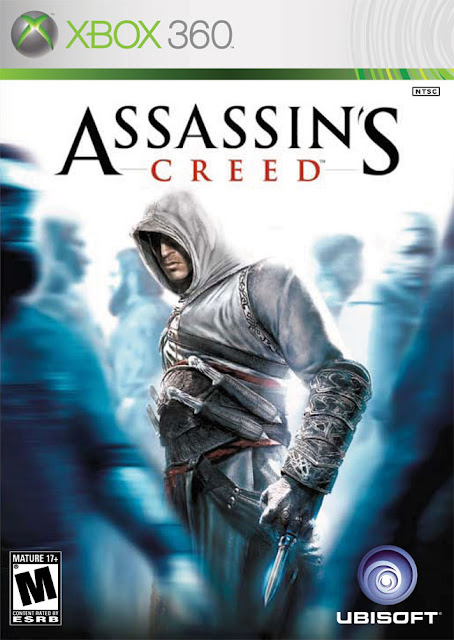 Assassin's Creed - Xbox360 - Portada