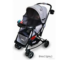 does brea baby stroller rocker