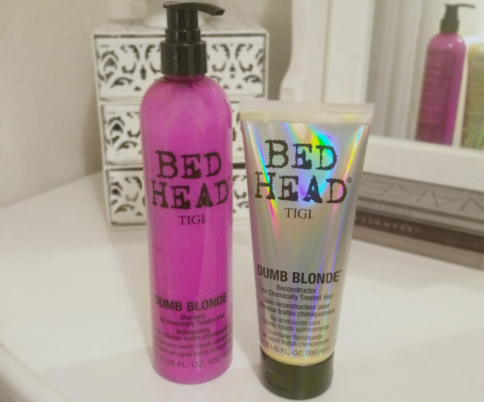 Dumb Blonde Products 105