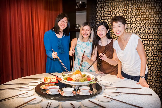 Always Excited & Eager To Lou Sang With The Bloggers