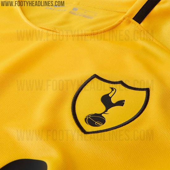 234ca4be1 Nike Tottenham Hotspur 17-18 Goalkeeper Kits Released - Footy Headlines