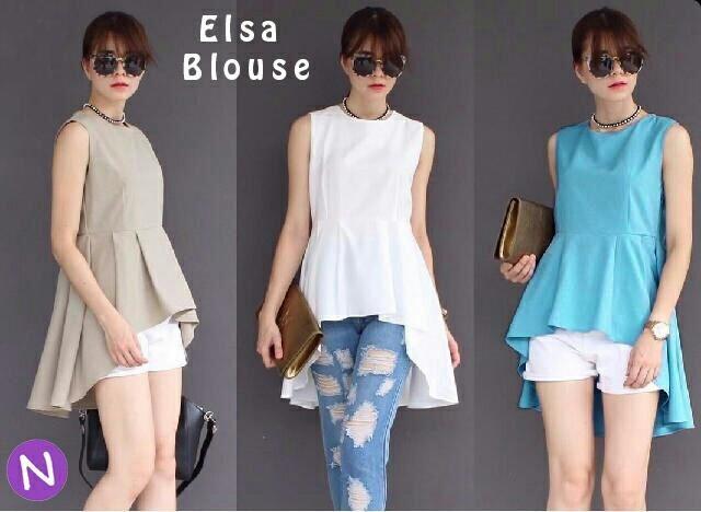 Jual Blouse Elsa Blouse - 12785