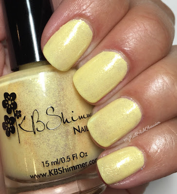 KBShimmer Summer 2016; Mai Tai One On