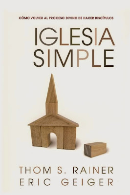 Thom S. Rainer-Iglesia Simple-