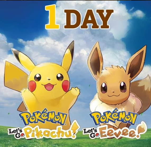 'Pokemon: The Power of Us' facing up Pikachu Against Eevee in New English Clip