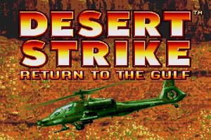Desert Strike Return To The Gulf Pc Sega Genesis Portable