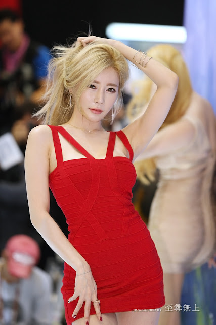 4 Han Ji Eun - G-STAR 2016 - very cute asian girl-girlcute4u.blogspot.com