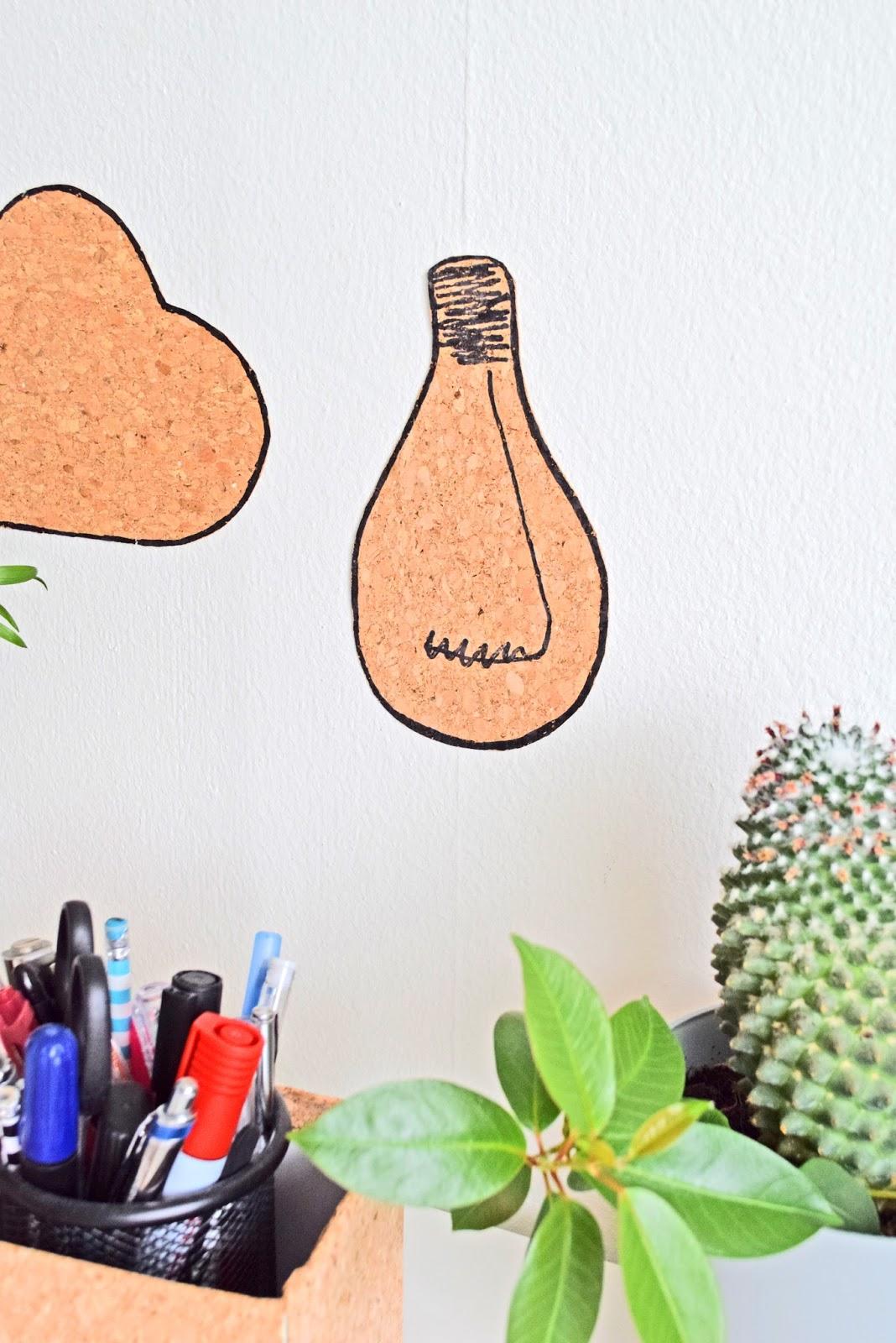 Pomysły DIY na ścianę