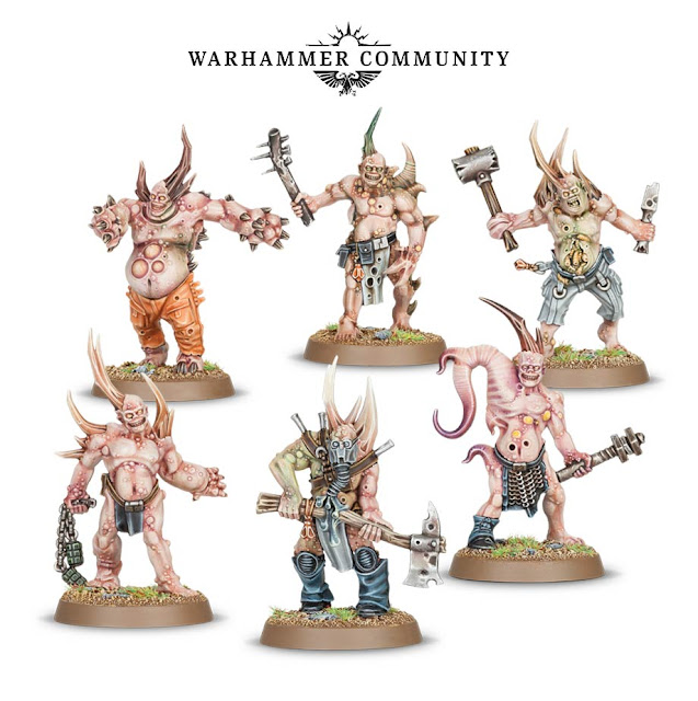 death guard pox walkers
