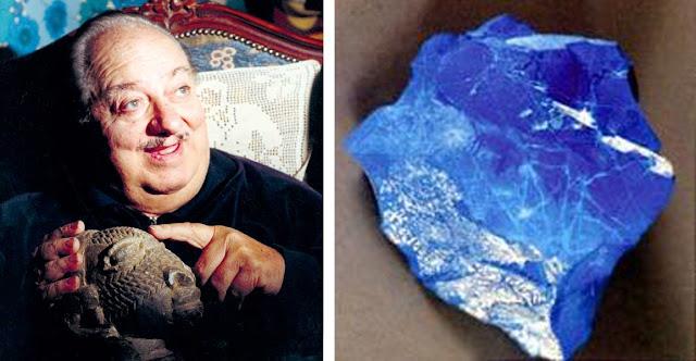 Ângelo Pitoni, um dos que tiveram contato com a Sky Stone