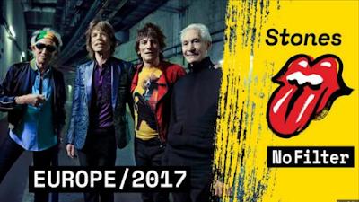 Stones, No Filter, Europe/2017
