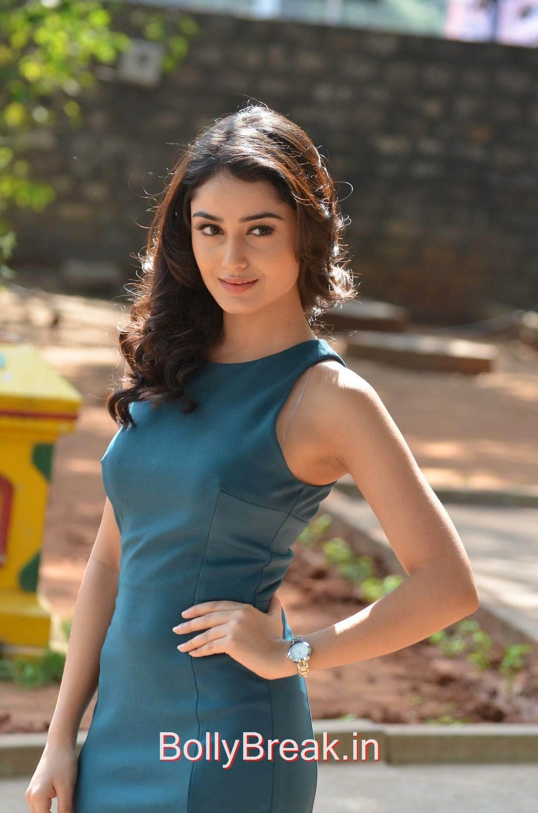 Tridha Choudhury images, Tridha Choudhury Hot Pics In Blue Dress