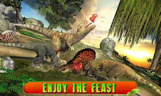 Ultimate T-Rex Simulator 3D Apk v1.3 Mod (Skill Points)