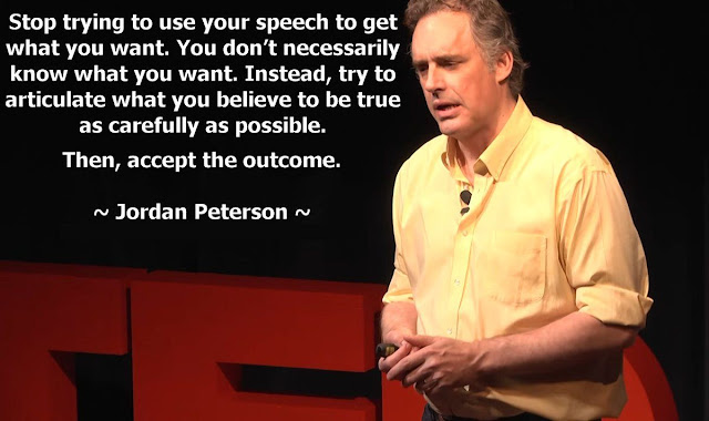 Jordan Peterson quotes speech