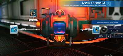 Refiner Benefits, Material Guide, No Man's Sky, Next