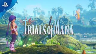 Trials of Mana mostra toda sua magia em seu último trailer de gameplay