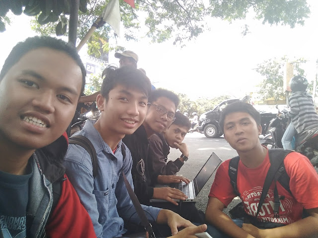 From Bandung with CCIE & MTCINE