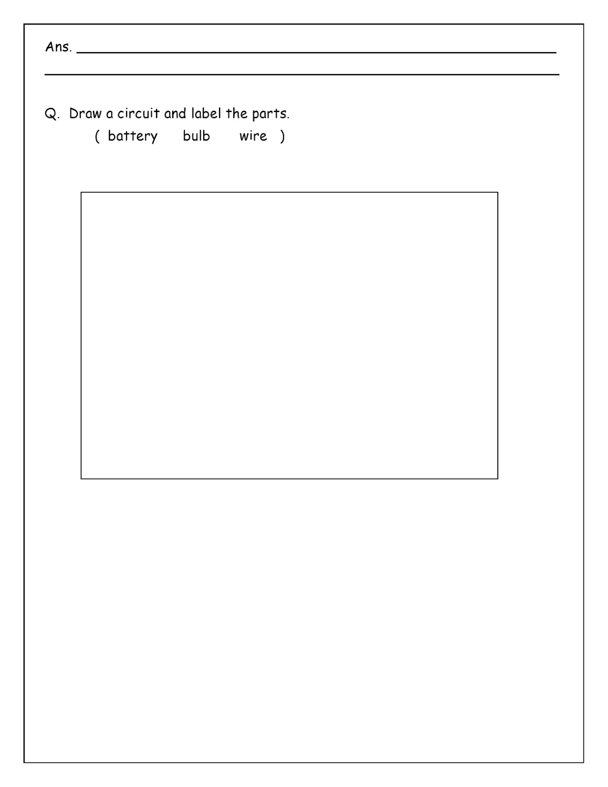 Birla World School Oman Revision Worksheets For Grade 2 As On 26 10