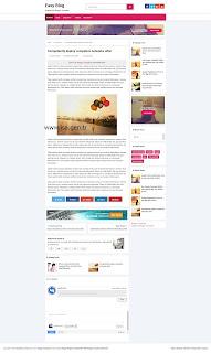 Easy Blog İçerik Sayfası