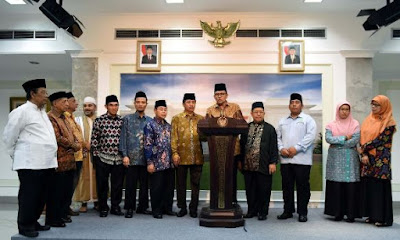 Alasan kenapa Persis tak Hadiri Undangan Jokowi ke Istana Negara