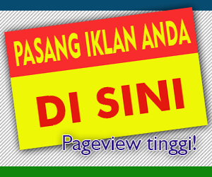 Banner iklan disini