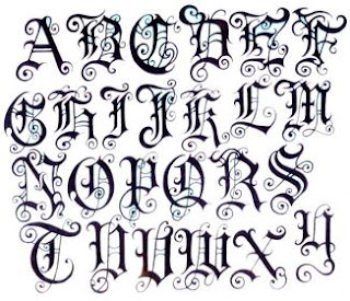 Different Styles Of Writing For Tattoos Find And Save Ideas About Tattoo Font