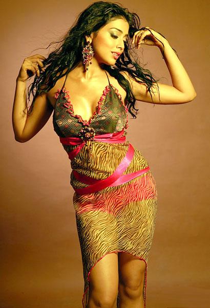 indian cinema actress shriya saran sexy boobs show