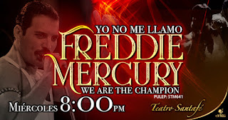 POS 2 Yo No Me Llamo Freddie Mercury | Temporada 2019