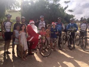 Realizado II Pedal Solidário em Cuité e Nova Floresta