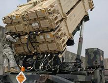US sends Patriot missiles