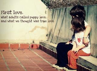 cinta pertama yang konyol