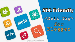 SEO Friendly Meta Tag for Blogger