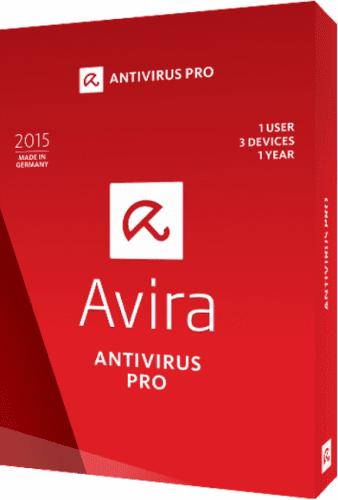 تحميل برنامج افيرا Avira Antivirus Pro 2018 أحدث إصدار