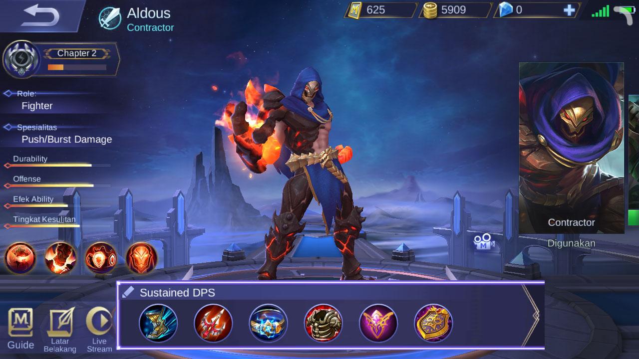 √ 5 Rekomendasi Hero Mobile Legends Terbaik Untuk Push Rank