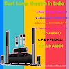 7 Best Home theatre system in India under RS 3000