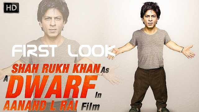 Zero Movie Shahrukh Khan 2018