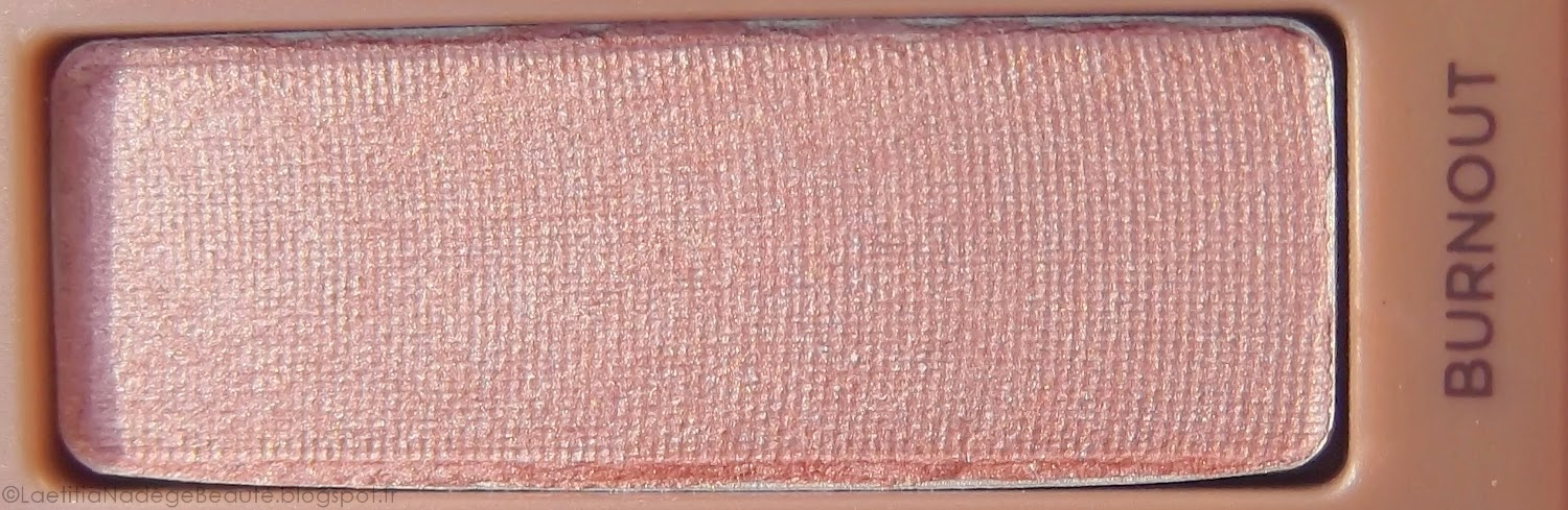 URBAN DECAY Naked 3 Palette - Burnout eyeshadow