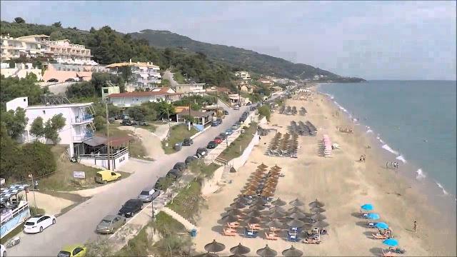 Πρέβεζα: Την εκπόνηση μελέτης για κατασκευή παράλληλου δρόμου στην παραλία της Λούτσας αποφάσισε το Δημοτικό Συμβούλιο Πάργας
