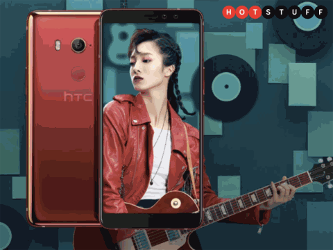 HTC Mobile:HTC U11 EYEs features and specification - Banyal